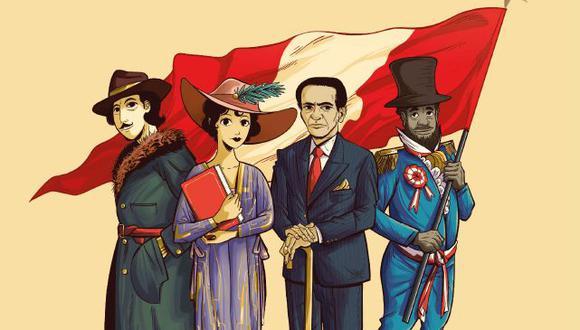 A través del concurso literario se busca rescatar la obra de José Diez Canseco, Leonor Espinoza, Cesar Vallejo y Pancho Fierro. (Foto: Alianza Francesa)