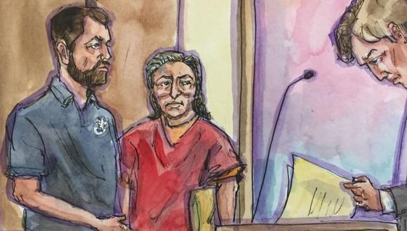 Alejandro Toledo está afrontando un proceso de extradición en Estados Unidos.