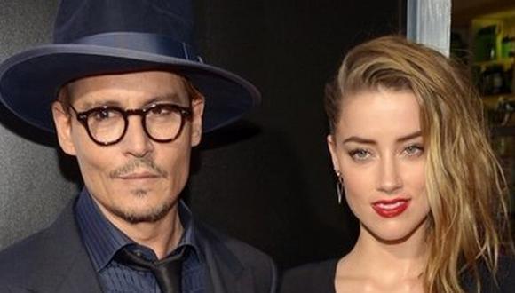 Johnny Depp se casará con Amber Heard. (USI)