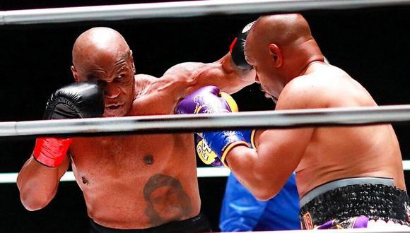 ike Tyson entusiasma a fanáticos de las MMA (Foto: AP)