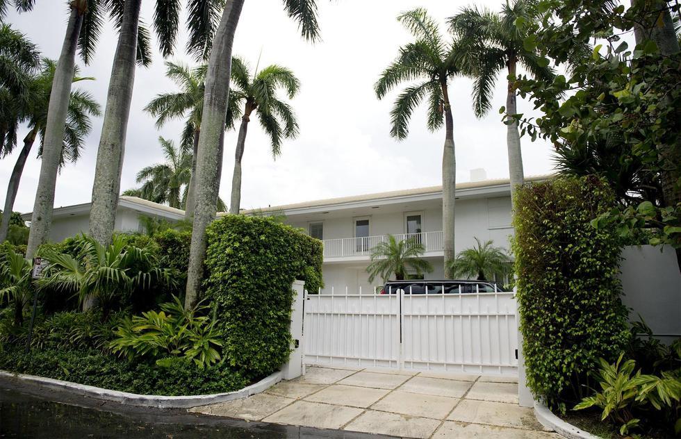 Epstein tenía ostentosas propiedades en las Islas Vírgenes, Nuevo México, Palm Beach, Nueva York y París.
