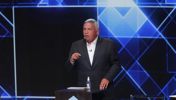 Alberto Beingolea, candidato del Partido Popular Cristiano (PPC). (Foto: Anthony Niño de Guzmán | GEC)