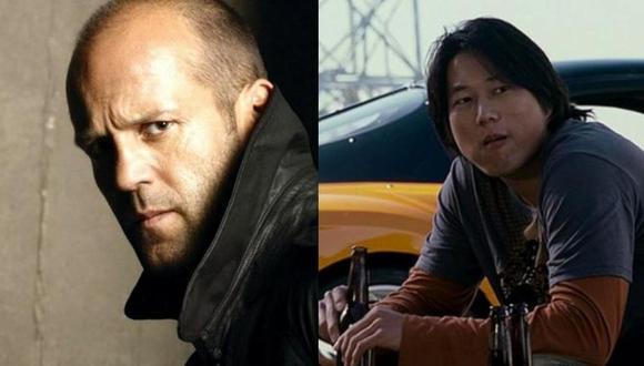 Han y Shaw tendrían un tema pendiente que resolver en el universo de Rápidos y Furiosos (Foto:  Universal Pictures)