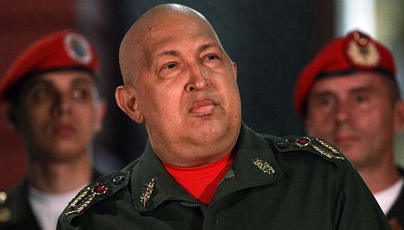 Chávez habría evitado que se revelen nexos de su régimen y el narcotráfico. (AP)