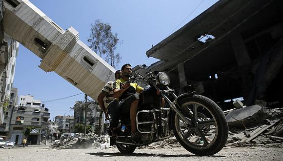 Continúa la tregua en Gaza pese a revelación de que el Pentágono proveyó de armas a Israel. (EFE)
