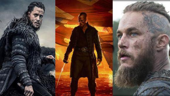 Series para sobrevivir a 'Games of Thrones' (Composición/Difusión)