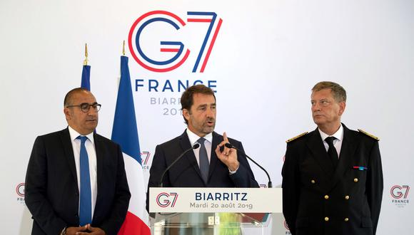 Francia ofrecerá un extrema seguridad para Cumbre G7. (Foto: EFE)