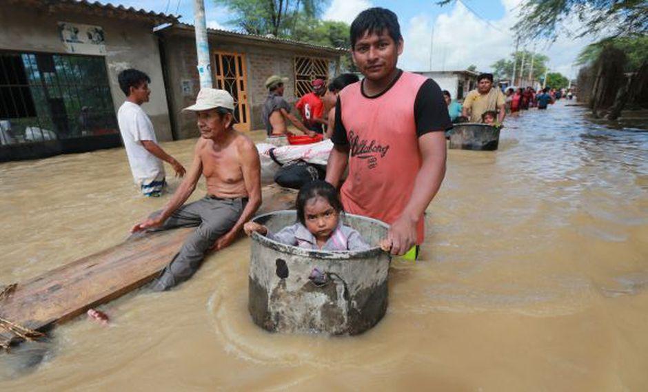 Fenómeno El Niño costero: Pago por indemnización llega a US$242 millones. (USI)