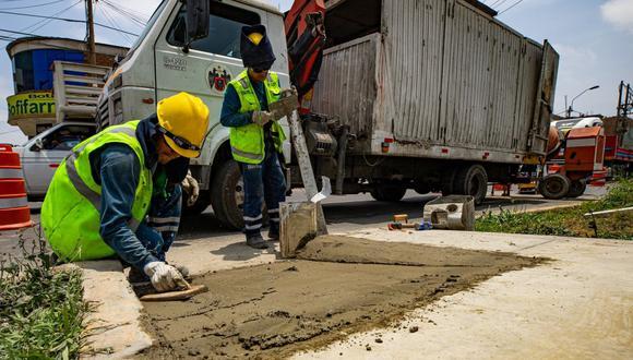 Municipalidad de Lima inició la construcción de rampas en el norte de la capital. (Difusión)