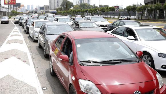 La medida del MTC busca renovar el parque automotor. (GEC)
