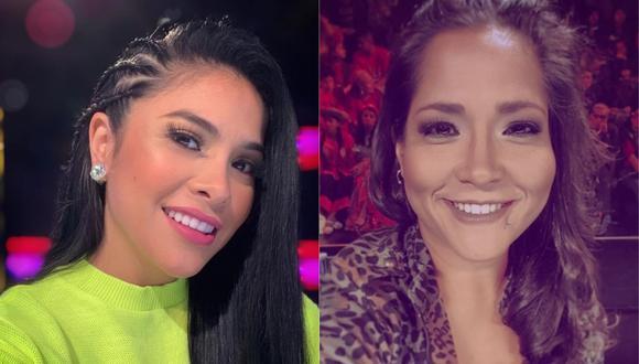 Katia Palma llora por embarazo de Maricarmen Marín y anuncia que será la madrina del bebé . (Foto: Instagram)