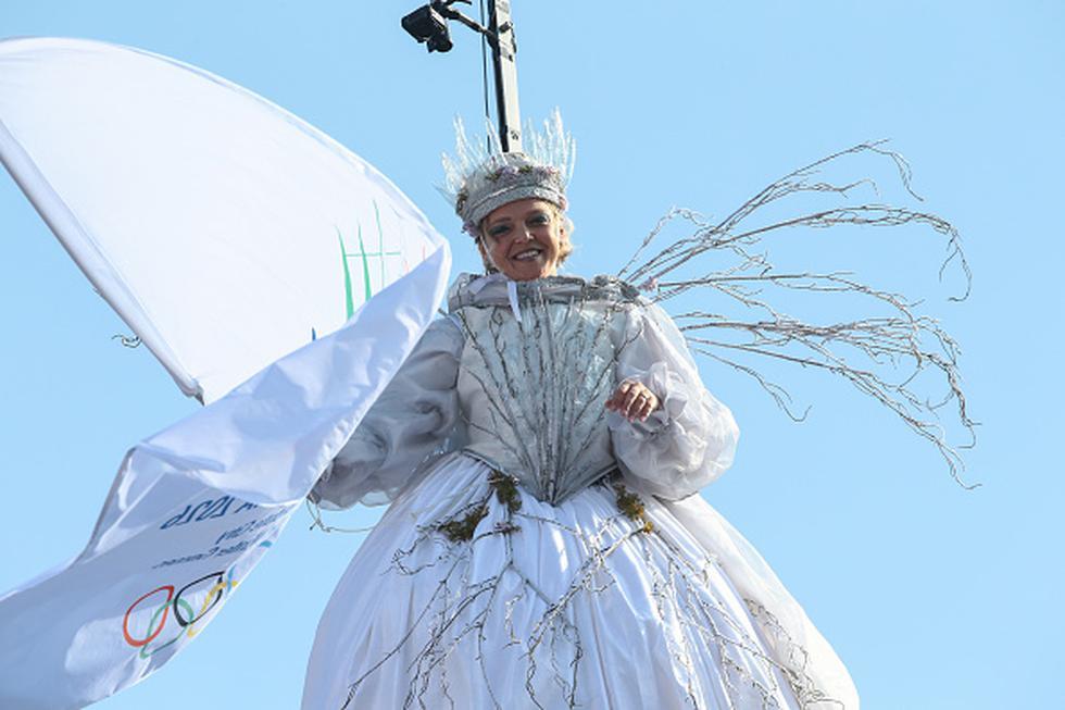 Carnaval de Venecia 2020. (Foto: Getty)