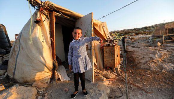 La ONU alertó que las donaciones que sostienen las acciones a favor de la población palestina vulnerable habrían disminuido. (Foto: EFE)