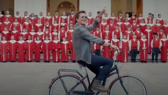 """El cantante colombiano Carlos Vives lanzó el videoclip de su tema """"Mañana"""" en homenaje a Lima. (Foto: Captura)"""