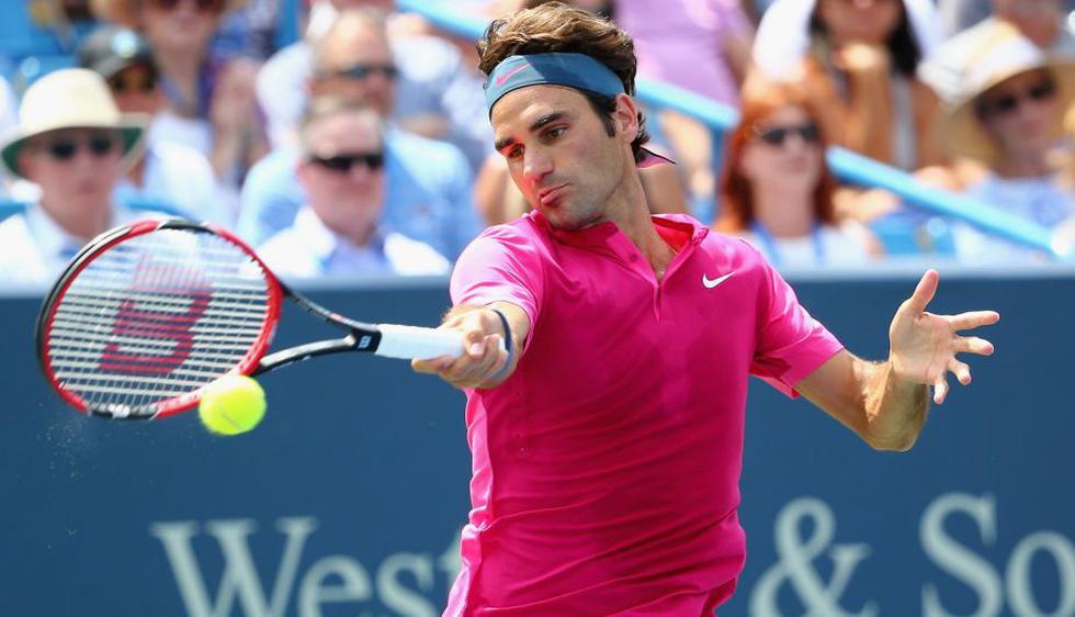 Roger Federer |Con ingresos anuales de 67 millones de dólares, Roger Federer es considerado como el tenista mejor pagado del mundo. El grueso de este monto es gracias al patrocinio que percibe, el cual es de 58 millones de dólares, sostiene Forbes. (AFP)