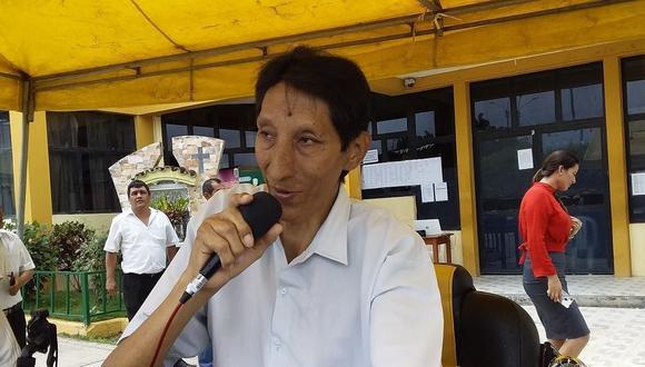 Margarito Machacuay fue operado en el Hospital Guillermo Almenara. (GEC)