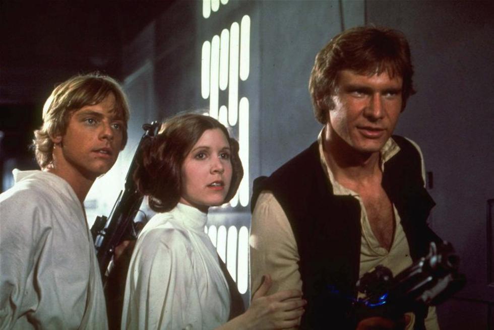 """Gary Kurtz, quien produjo las dos primeras peliculas de """"Star Wars"""", falleció a los 78 años de edad. (Foto: AP)"""