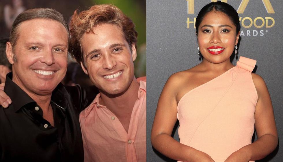 """Yalitza Aparicio actuará en la segunda temporada de """"Luis Miguel, la serie"""". (Foto: @diego/EFE)"""