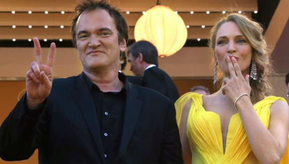 Según la prestigiosa página web de Celebrity Net Worth, Tarantino contaría con una fortuna aproximada de 100 millones de dólares. (Foto: AFP)