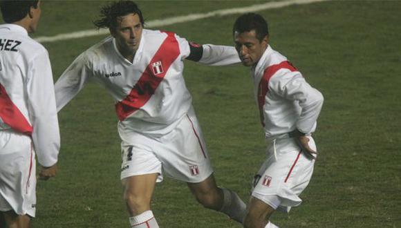 Roberto Palacios aseguró que un futbolista debe retirarse cuando las fuerzas no le den para no hacer el ridículo. (USI)