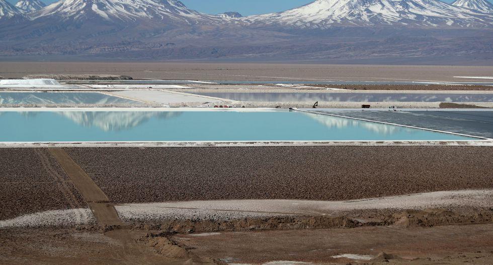 Chile es el principal productor mundial de cobre y el segundo productor mundial de litio, ambos metales críticos para la industria.(Foto: Reuters)