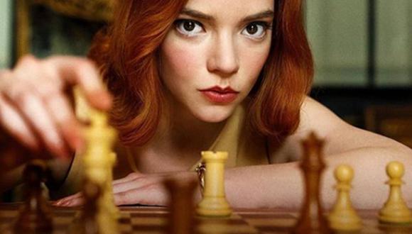 "Campeona soviética de ajedrez exige US$5 millones a Netflix por denigrarla en la serie ""Gambito de Dama"". (Foto: Netflix)"