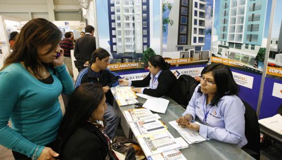 JEFA DEL HOGAR. Cada vez son más las mujeres que adquieren un crédito hipotecario. (Luis Gonzales)