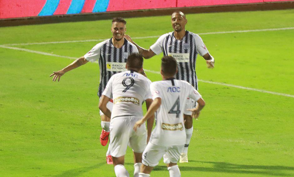 Alianza Lima debutará en la Copa Libertadores ante River Plate. (Foto: GEC)