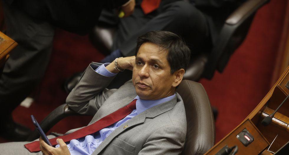 Jorge Meléndez, vocero de Peruanos por el Kambio, indicó que la agrupación política debe tener un redireccionamiento. (GEC)