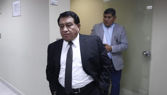 José Luna Gálvez es investigado por el delito de lavado de activos. (GEC)