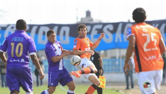 Alianza Lima sucumbió ante el juego de César Vallejo. (Depor)