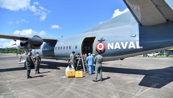 Madre de Dios: director de hospital Santa Rosa con COVID-19 fue trasladado en un vuelo a Lima