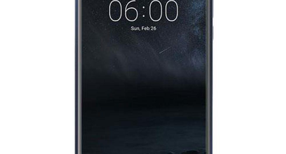 El Nokia 6 cuenta con un diseño distintivo, una experiencia de audio inmersivo y una pantalla full HD de 5.5 pulgadas. Su cuerpo se elabora a partir de una sola pieza de la serie 6000 de aluminio. (Foto: Nokia)