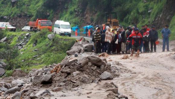Problema se presenta a la altura del centro poblado El Progreso Colón. (Perú21/Referencial)