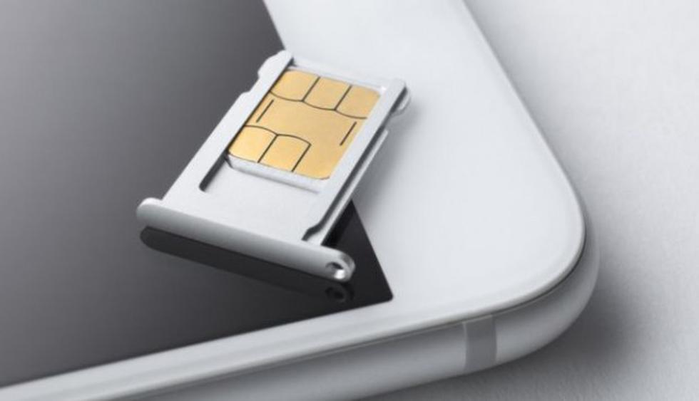 ¿Y si la SIM estuviera dentro del propio teléfono? (Foto: Getty)