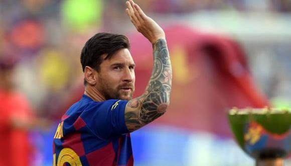 Lionel Messi y Barcelona no llegan a un acuerdo por la renovación. (Foto: AFP)