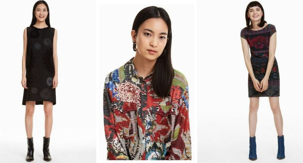 Las blusas mantienen la elegancia y formalidad que exige un look en el trabajo. (Foto: Difusión)