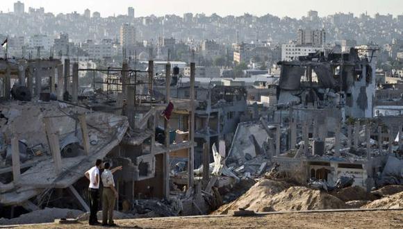 Hamas responde a Israel que serán ellos quien decida cuándo finaliza el conflicto. (AFP)