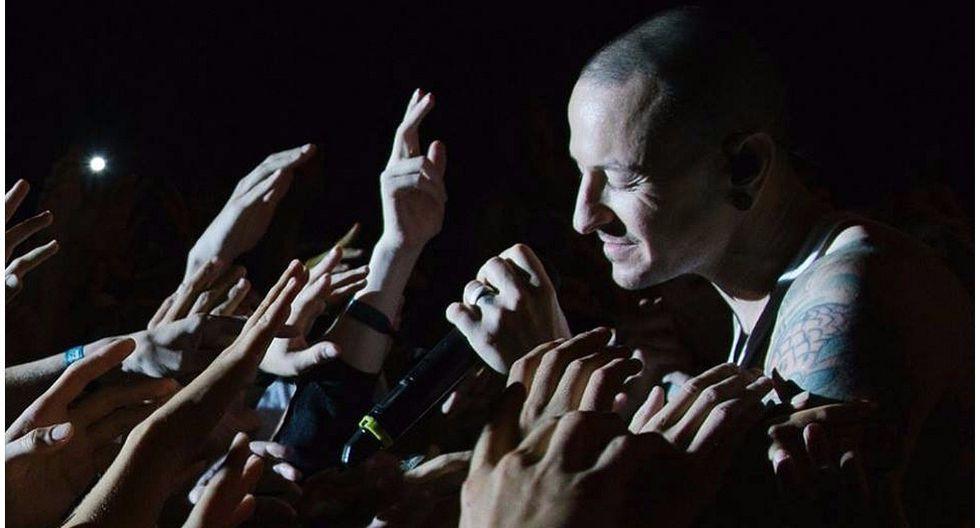 Grey Daze, primera banda de Chester Bennington, el fallecido vocalista de Linkin Park, lanza tema inédito con su voz. (Foto: AFP)
