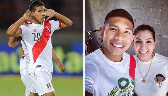 El futbolista Edison Flores reveló que le gustaría tener un hijo, mientras que su esposa Ana Siucho sueña con una niña. (@ana_siucho53 / @edisonflores1020).