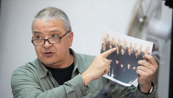 Pedro Salinas asegura que la sentencia no detendrá sus investigaciones sobre los abusos del Sodalicio. (Perú21)