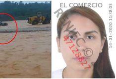 Médico serumista muere ahogada tras volcadura de camioneta en río Caychihue de Madre de Dios [VIDEO]