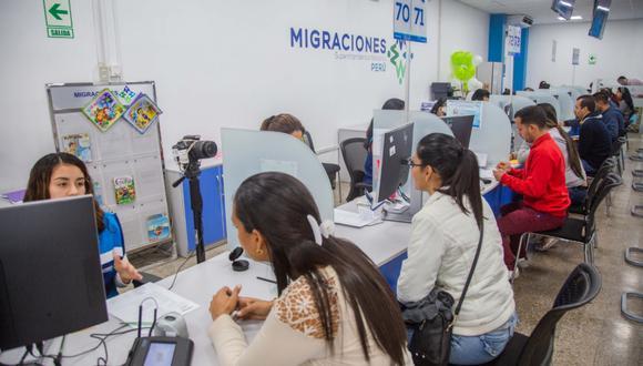 Migraciones fija plazo para concluir con trámite del Permiso Temporal de Permanencia (FOTO: Migraciones)