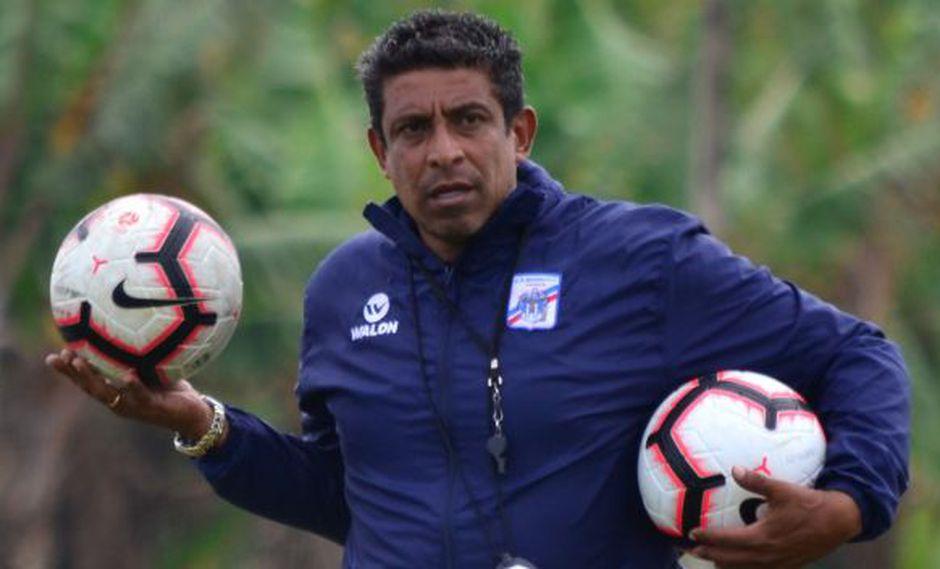 José Soto era entrenador de Carlos A. Mannucci desde diciembre del 2017. (Foto: Carlos A. Mannucci)