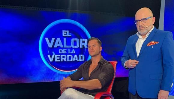"""Fabio Agostini se sentará en el sillón rojo de """"El valor de la verdad"""" (Foto:@fabioagostinifit Verificado)"""