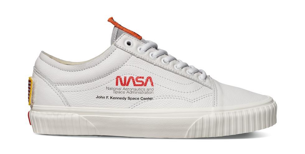 Vans lanza colección de zapatillas con modelos inspirados en la NASA