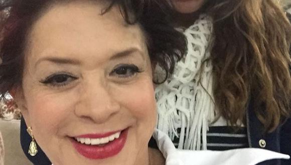 Cecilia Romo continúa hospitalizada debido a su condición (Foto: Instagram de Cecilia Romo)