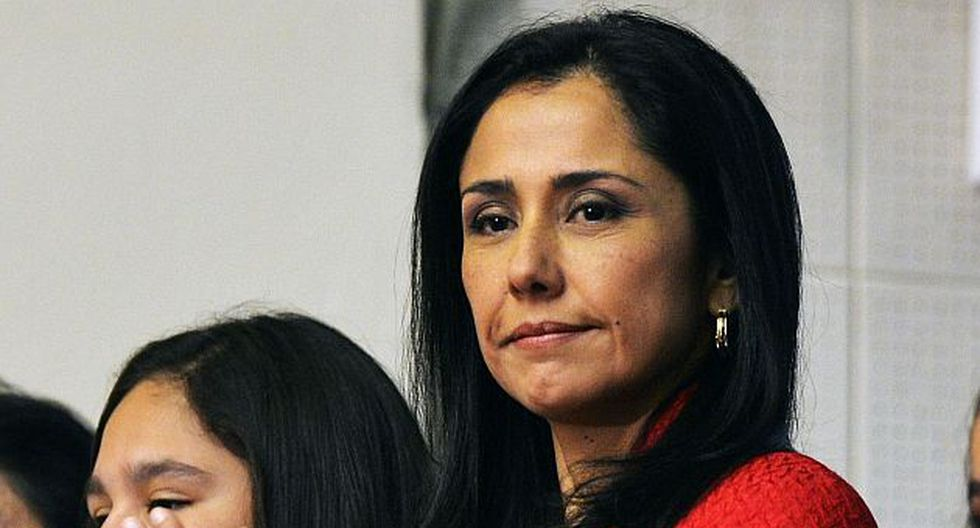 Nadine Heredia cuestionó investigación fiscal sobre aportes 'fantasma' al Partido Nacionalista. (AFP)