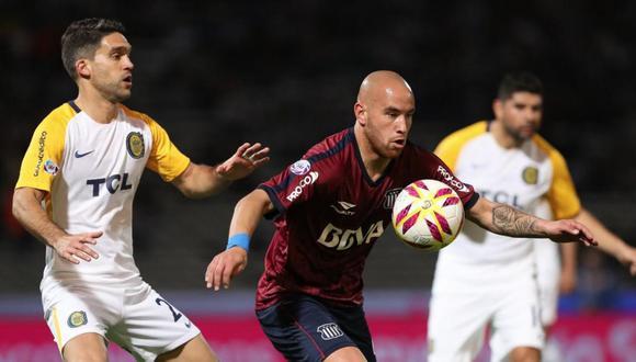 El equipo de Miguel Araujo perdió ante Rosario Central. (@CATalleresdecba)