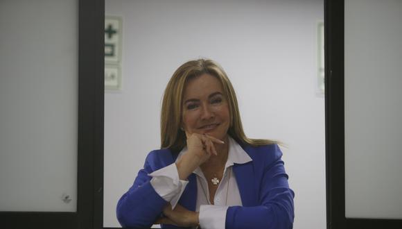 Marilú Martens, la ex ministra de Educación, es la nueva directora de la ONG CARE Perú.